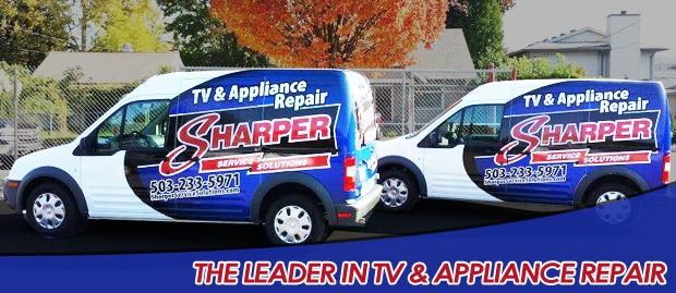 TV Appliance Repair Portland
