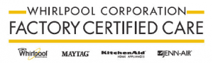whirlpool factory authorized service portland