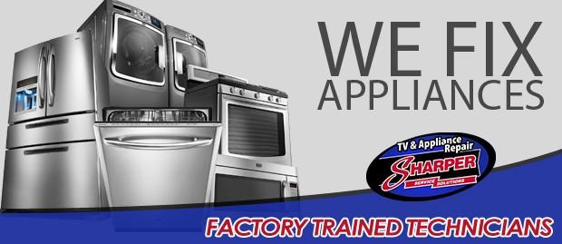 We Fix Appliances