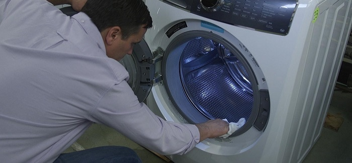 how to fix a smelly dryer