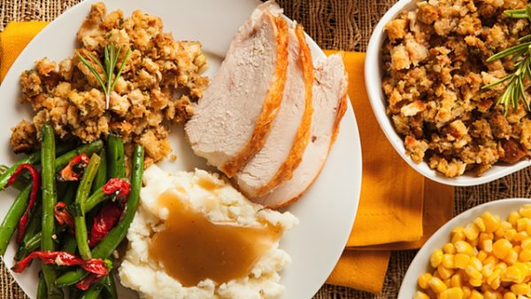Thanksgiving Sides catered Portland Vancouver