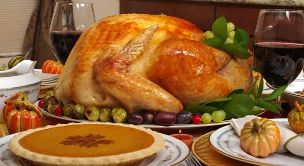 Where to Get Thanksgiving Dinner Catered