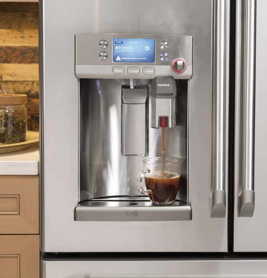 High End Fridges Top Internet Connected Smart Refrigerators 2017