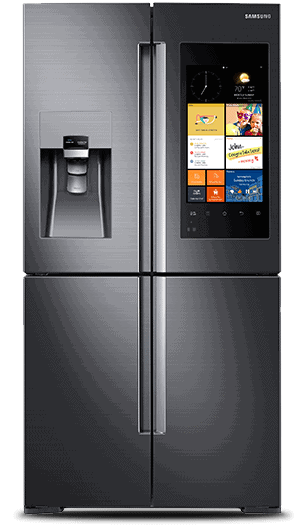 Top Internet Connected Smart Refrigerators 2017