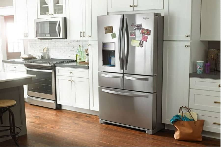 Whirlpool Double Drawer Refrigerator Review Sharper
