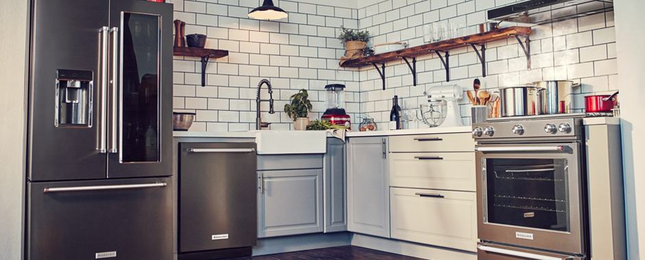 3 kitchen appliance trends to keep an eye on in 2018 for Latest trends in kitchen appliances