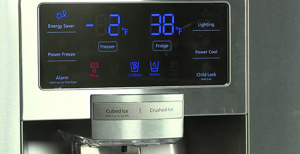 common error codes for samsung refrigerators