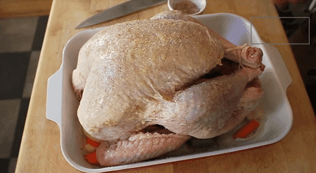 how to season a turkey