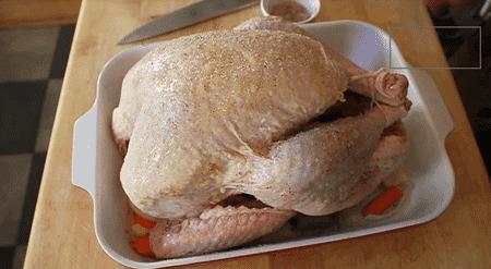 how to season a turkey