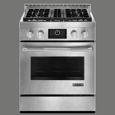 best professional style kitchen ranges