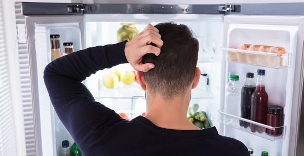 jenn air refrigerator rattling