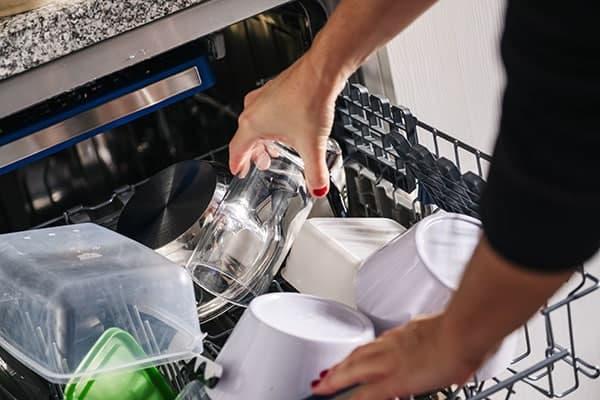 lg dishwasher not drying