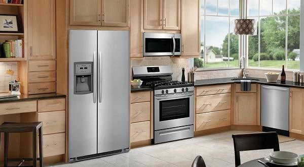 frigidaire refrigerator dispenser not working